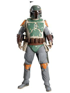 Mens Collectors Supreme Edition Boba Fet