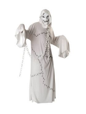 Mens Cool Ghoul Costume