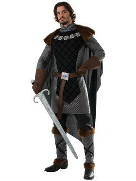 Mens Dark Prince Costume