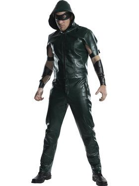 Green Arrow Costume for Men