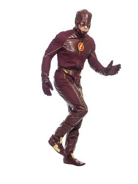 Flash Men's Costume