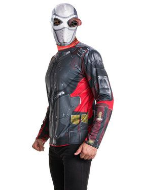 Mens Deadshot Costume Kit