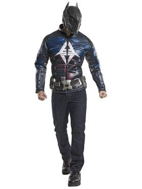 Deluxe Men's Adult Arkham Knight Batman Costume