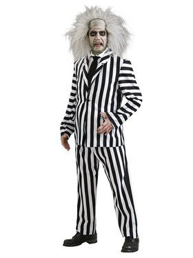 Deluxe Beetlejuice (tm) Adult