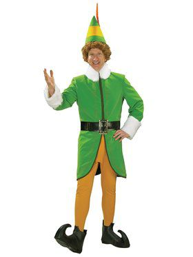 Deluxe Buddy Adult Costume