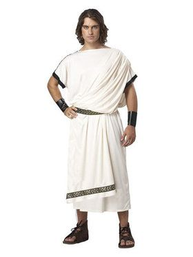 Roman Toga Male Costume Ideas