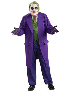 DC Deluxe The Joker Adult Costume