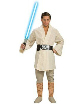 Deluxe Luke Skywalker (tm) Adult