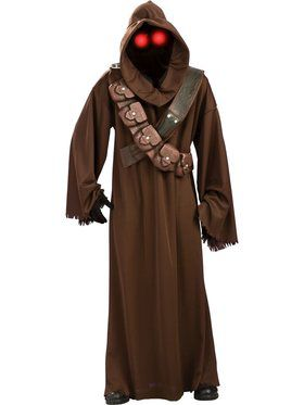 Mens Deluxe Star Wars Jawa Costume