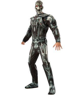 Ultron Costume Ideas