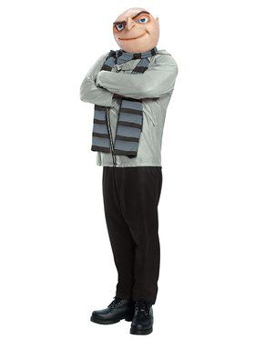 Gru From Despicable Me - Adult Costume