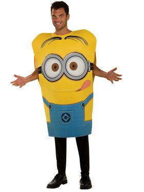 Minion Dave Costume Ideas