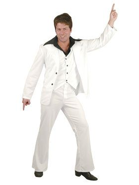 Dancing Fever Men's Costume