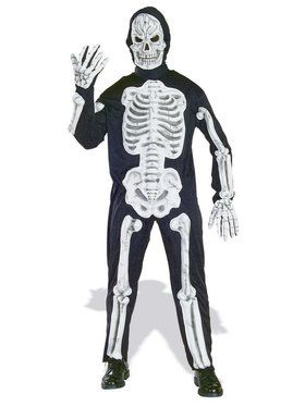 Skeleton Costume for Adults