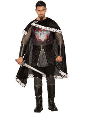 Evil King Costume for Men