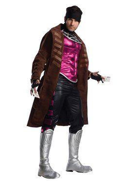 Men's Gambit Adult Costume