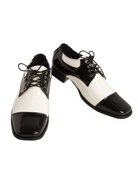 Gangster Wing Tip Shoes