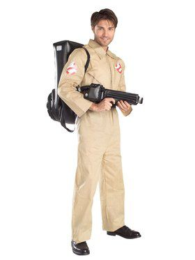 Mens Ghostbusters Costume