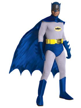 Grand Heritage DC Batman Mens Costume