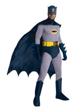 DC Grand Heritage Batman Mens Costume