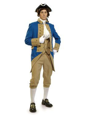 Mens Grand Heritage George Washington Co