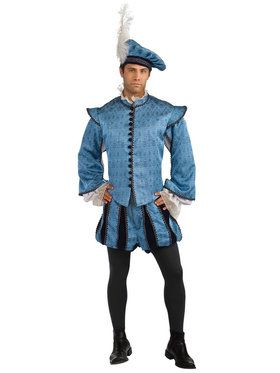 Mens Grand Heritage Hamlet Costume