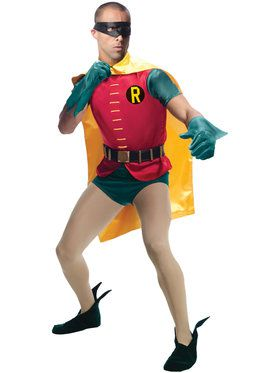 Mens Grand Heritage Robin Costume