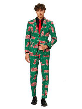 Happy Holidude Men's Opposuits
