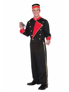 Men's Hollywood Movie Usher Costume