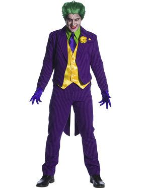 Joker Men's Costume