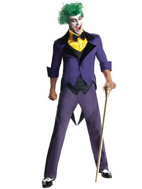 Mens Joker Adult Costume