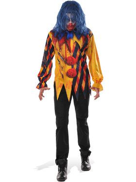 Mens Killer Clown Shirt
