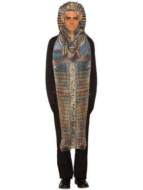 King Tut Sublimation Costume for Adults