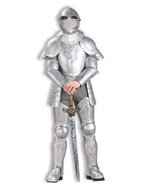 Mens Knight In Shining Armor Costume