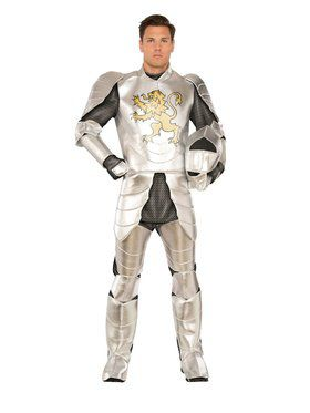 Men's Knights Tale Plus Size Costume