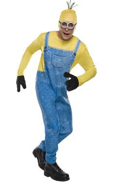 Minions Movie: Adult Minion Kevin Costume