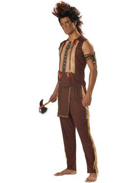Mens Noble Warrior Costume