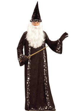 Mens Oh Mr. Wizard Costume