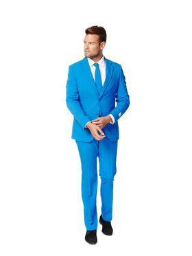 Men's Opposuits Blue Steel Suit