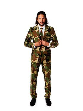 Men's Opposuits Commando Suit