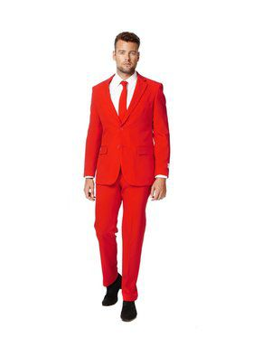 Men's Opposuits Red Devil Suit