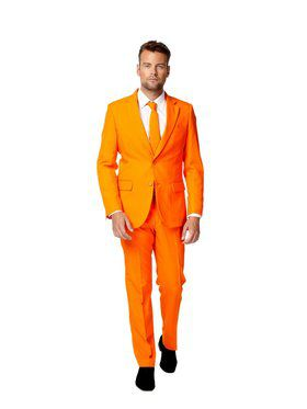 Men's Opposuits The Orange Suit