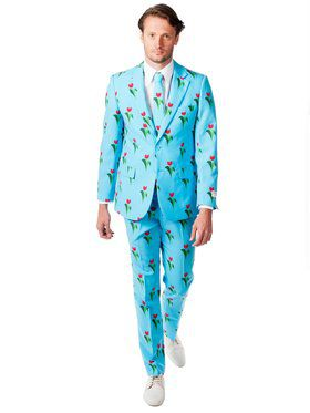 Men's Opposuits Tulips From Amsterdam Su