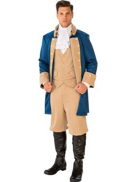 Patriotic Man Mens Costume