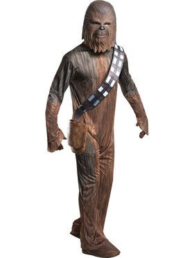 Mens Photo Real Chewbacca Costume