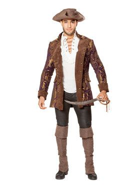 Mens Pirate Jacket