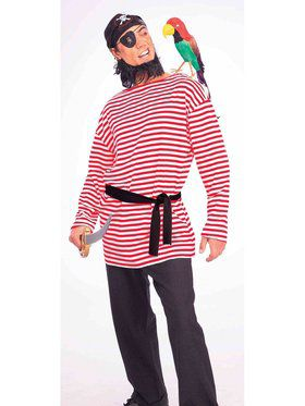 Pirate Mate Shirt Mens Costume