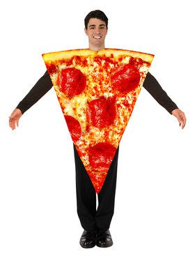 Men's Pizza Costume