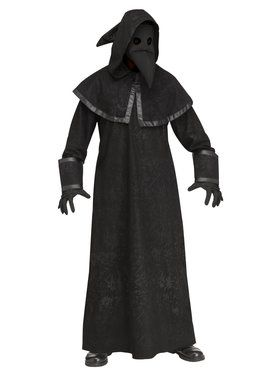 Mens Plague Doctor Costume