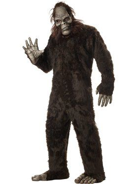 Plus Size Big Foot Costume
